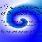 Not Ashamed of Christ – J.C. Ryle