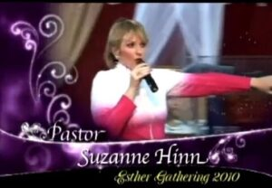Pastor Suzanne Hinn: Esther Gathering Conference 2010