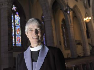 Revd Canon Mary Glasspool