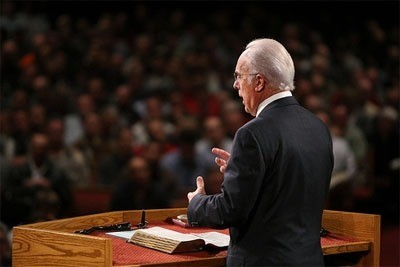 John MacArthur Tells Christians: Don't Fornicate With The World