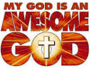 God is Awesome