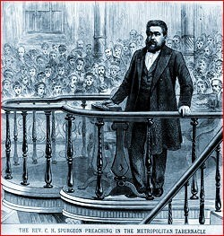 C.H. Spurgeon: Righteousness in Christ