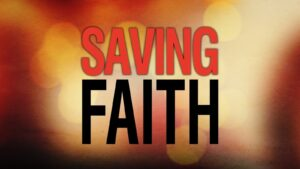 Saving Faith Romans 10 – Martyn Lloyd-Jones